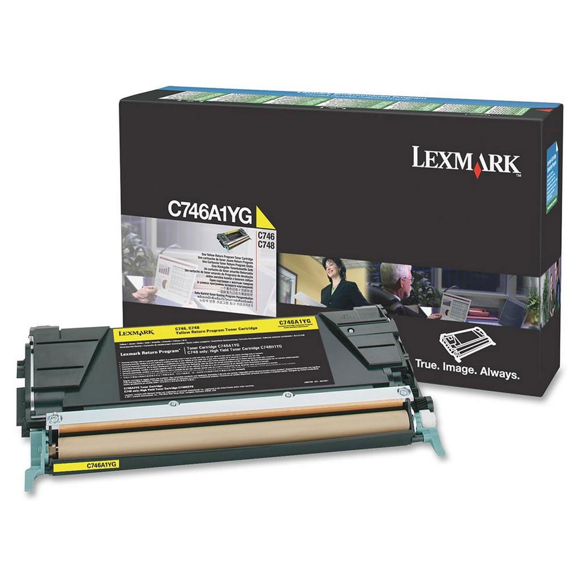 LEXMARK C746A1YG
